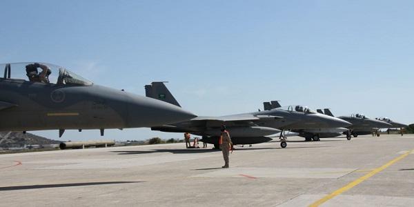 «Μάτι του Γερακιού 1»: Οι δηλώσεις του Σαουδάραβα διοικητή των F-15 στην Κρήτη